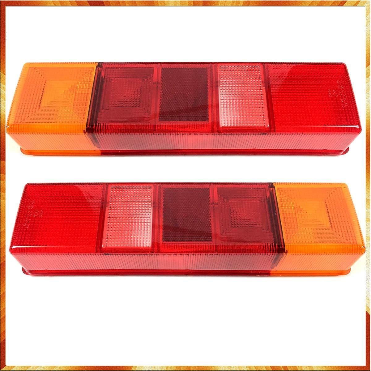 adatti per Transit Pritsche 2 fanali posteriori per fanale posteriore