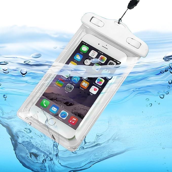 buy popular 9d7b8 f7bbb Fone-Case (White)Samsung Galaxy J3 (2017) Waterproof Bag Case ...
