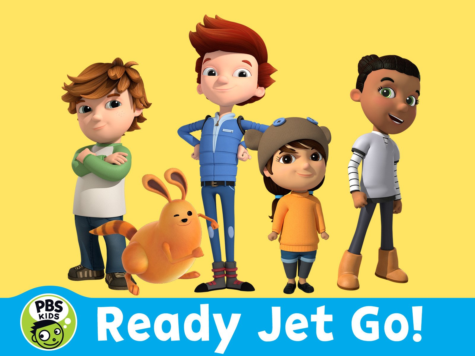 Image result for ready jet go!