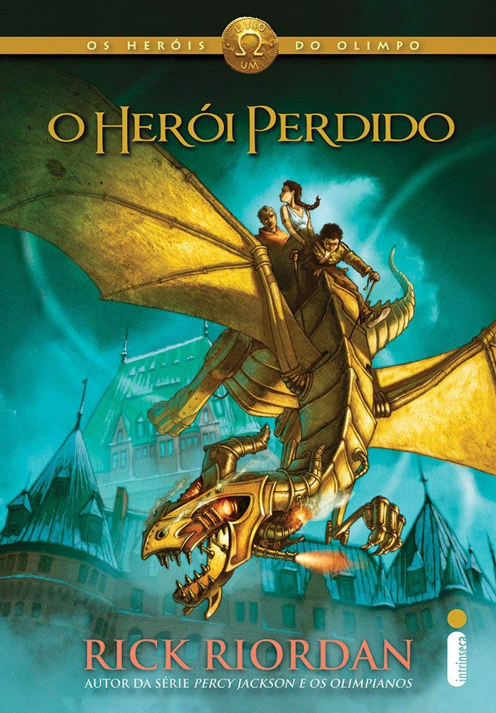 O Herói Perdido: (Série Os heróis do Olimpo): 1   Amazon.com.br