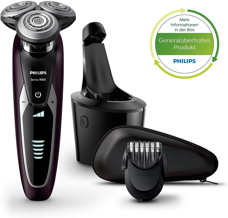 Philips Shaver Series 9000 - Afeitadora eléctrica en seco y húmedo ...