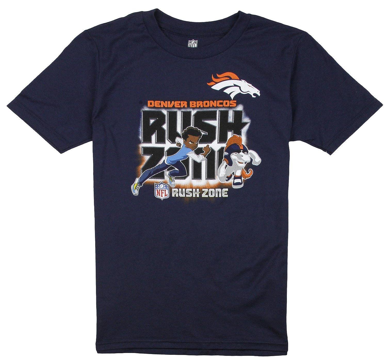 限定価格セール! Denver B010G1ZDO0 Broncos Big Boys Run ' Run Big With Ish ' RushゾーンTシャツ、ネイビー L B010G1ZDO0, 豊浜町:1a98667c --- a0267596.xsph.ru