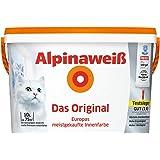24 Alpina Alpinaweiss Wandfarbe Das Original 11 L Matt