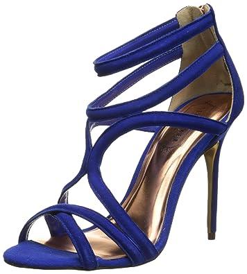 67b61b9e7c8 Amazon.com  Ted Baker Women s Ninof Gladiator Sandal