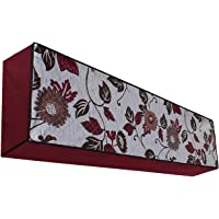 Lithara Printed AC Cover For Split AC 1.5 Ton Indoor Unit