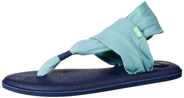 Mineral Blau 42 EU Sanuk Damen Yoga Sling 2 Blocked Sandale