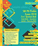 Complete 3-in-1 Study Guide - English + Quant + Reasoning - SBI PO Prelim 2018