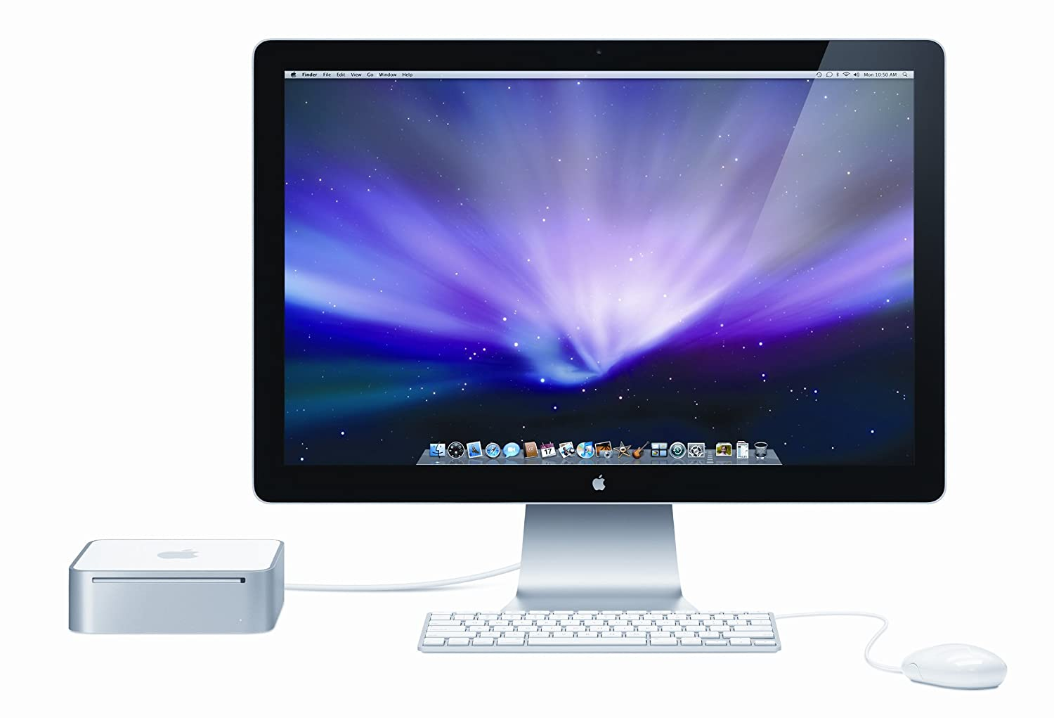 Amazon Com Apple Mac Mini Mbll A Desktop Discontinued By Manufacturer Desktop Computers Computers Accessories