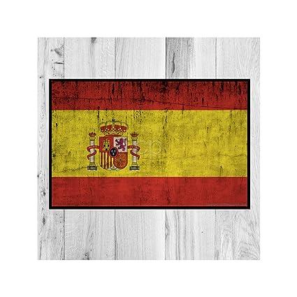 Felpudo Bandera España (40 x 60 cm)