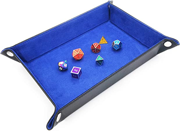 or jewelry rolling tray for DnD rpg dice accessories Celestial dice pouch; Handmade multi-use bag