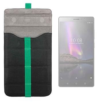 DURAGADGET Funda/Atril para Compatible con Tablet Lenovo PHAB 2 ...