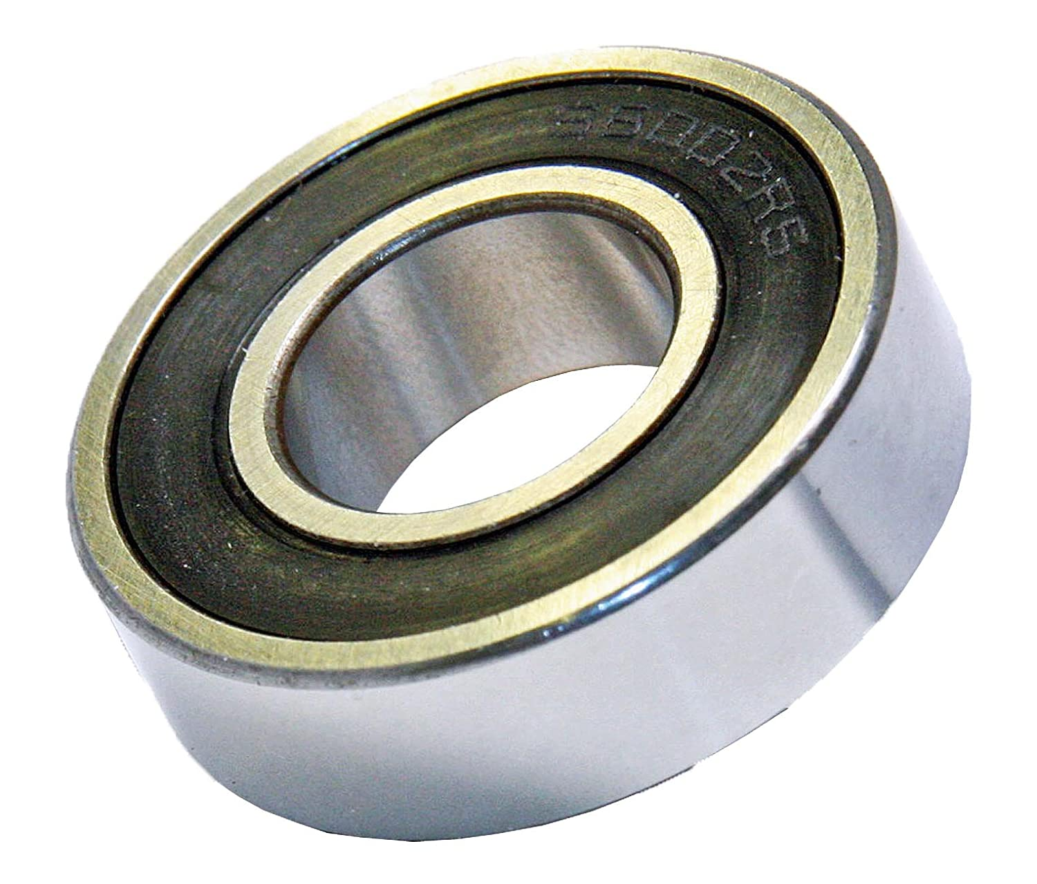 Home Appliances Donepart 6002RS Bearings 6002-2RS Deep Groove Ball Bearings 15mmx32mmx9mm C3 High Speed for Electric Motor 4 Pcs Wheels Garden Tools