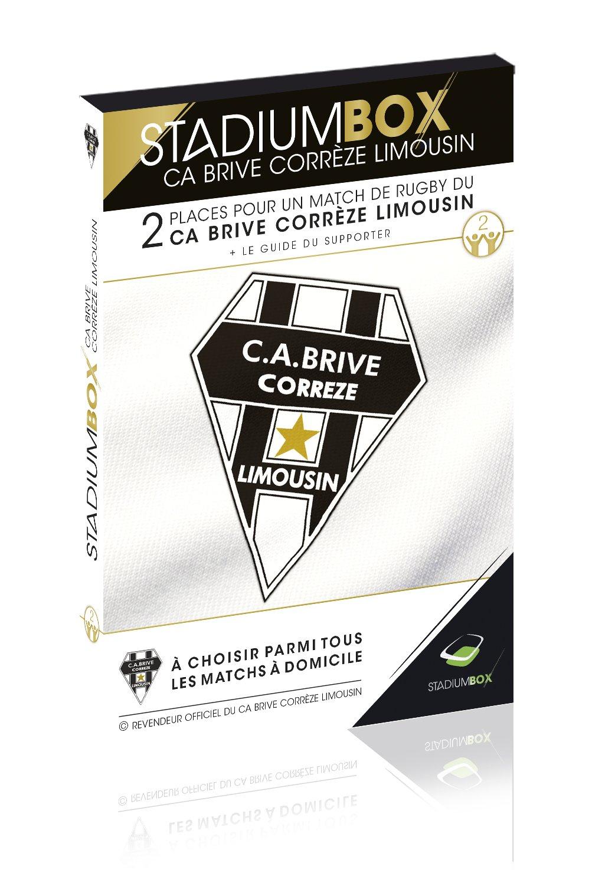 StadiumBox CA Brive Corrèze Limousin