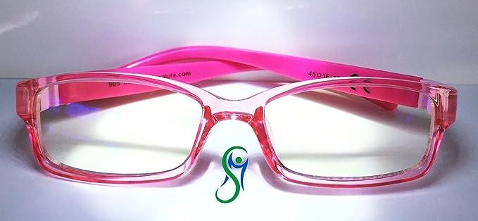 Movimiento Salute Lens, gafas niño con lentes Neutre, gafas anti luz azul, gafas
