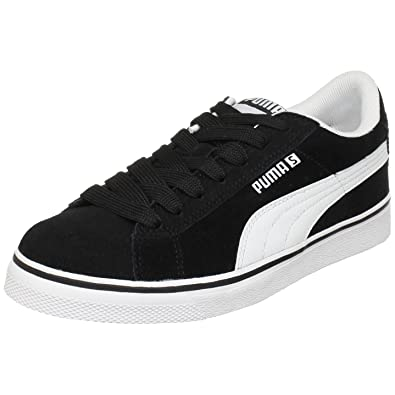 e0888bbedd3db PUMA Little Kid Big Kid S Vulc Jr Sneaker