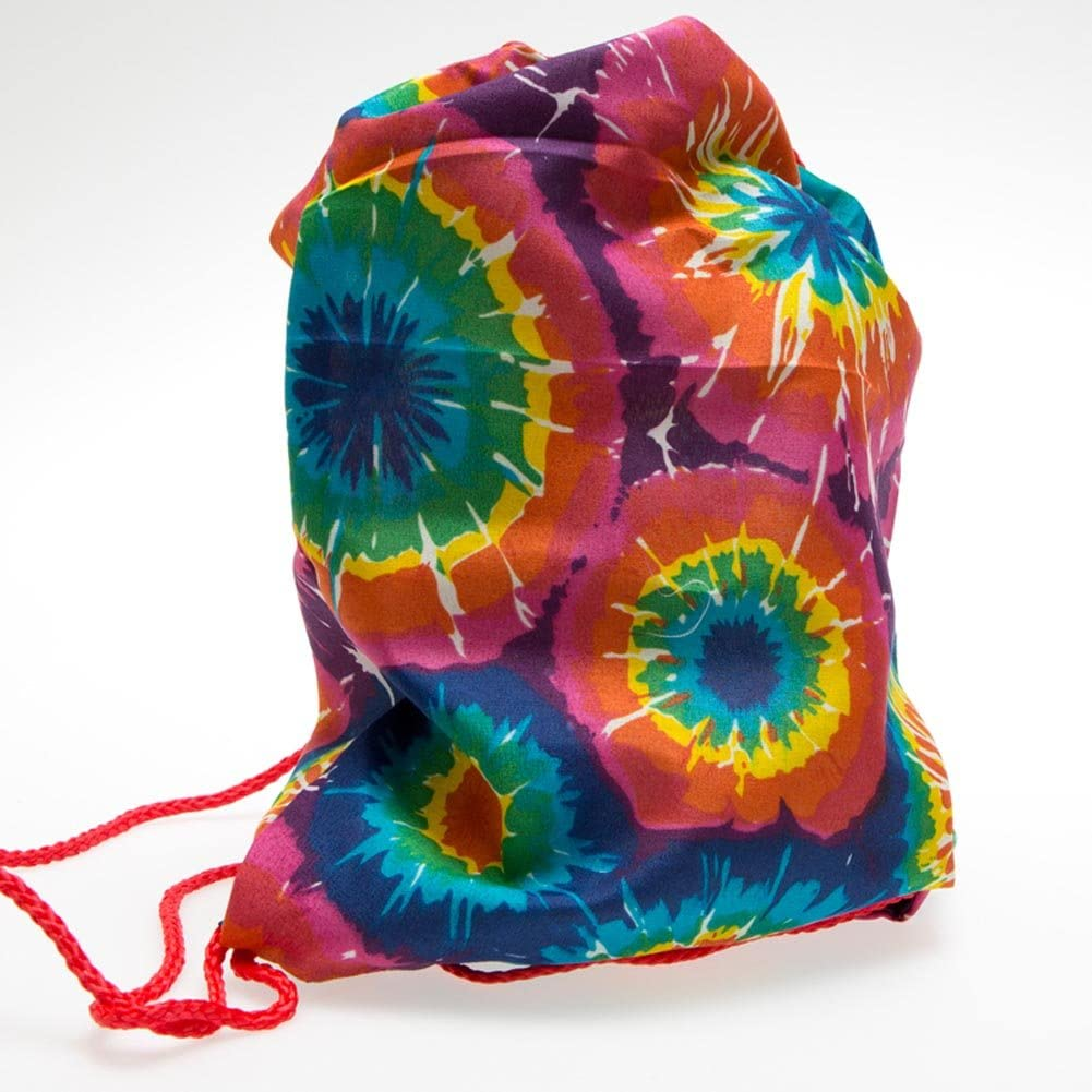 10 X 15 1 ~ Tie-dye Backpack ~ Approx Child Size ~ Polyester ~ New