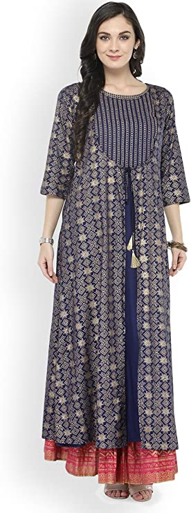 Details about  /Indian Women Kurta Kurti Top Tunic Dress Cotton Designer Bollywood Ethnic Dress
