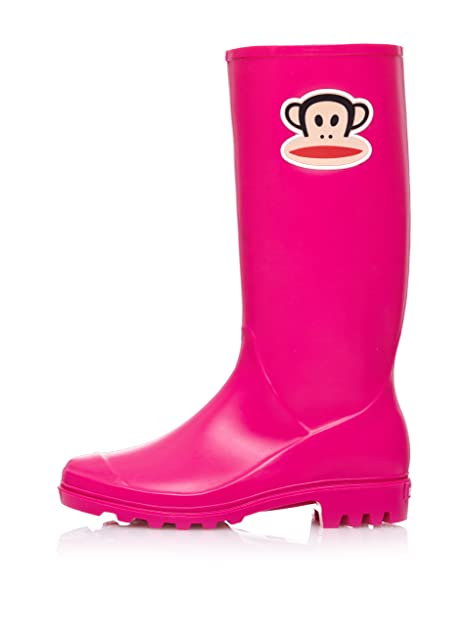 Paul Frank Botas de Agua W PS Puddle Jumper Julius Head ...
