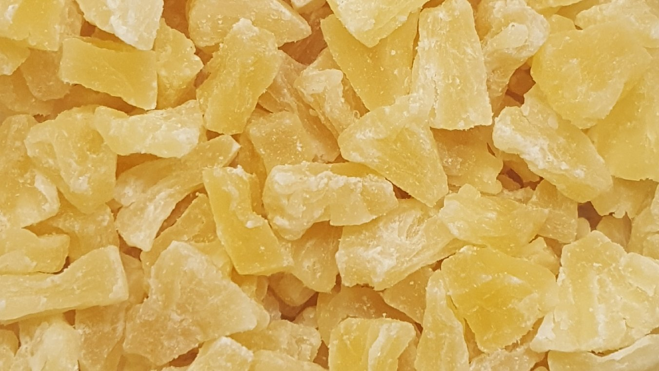 Pineapple, Dried Tidbits (2 lbs.) by Presto Sales LLC by Presto Sales