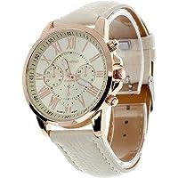 Geneva Platinum Analog Multi-Colour Dial Women's Watch-GP-197