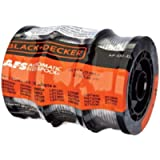 BLACK+DECKER AF-100-3ZP Replacement Auto Feed Spool, 3-Pack