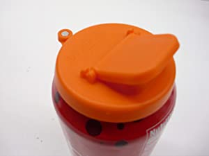 Beverage Buddee Can Cover - Best Can Cover For Standard Size Soda/Beer/Energy Drink Cans - Made In The USA - BPA-PCB Free - 4 pack (Orange - Magnet)