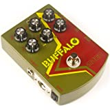 MO-BA Buffalo II GEN3 EQ/Overdrive/DI/Headphone Amp Pedal