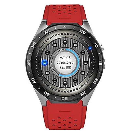 PDFGO Smartwatch 3G Kingwear W8 1.39 Amoled 400 * 400 ...