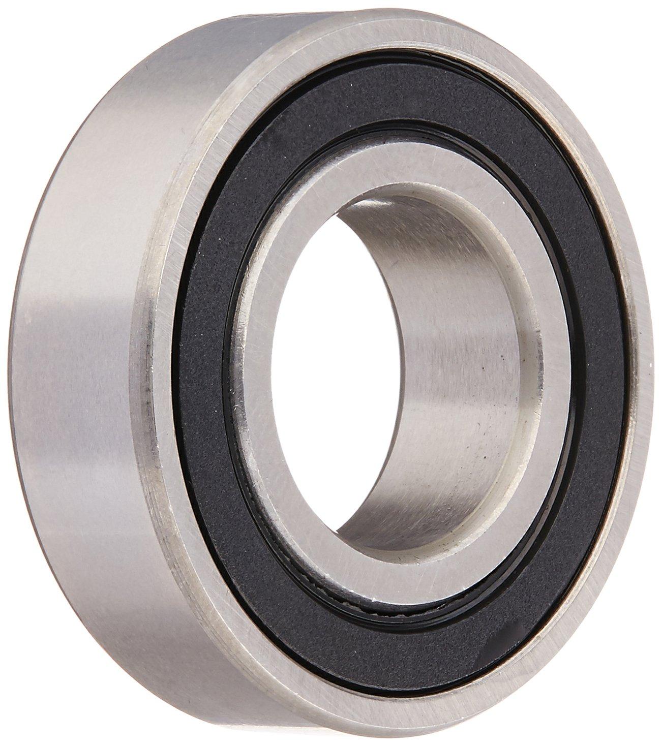 16x31x10 mm 1 PCS 163110-2RS Rubber Sealed Ball Bearing Bearings BLACK