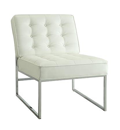 Superb Amazon Com Avenue Six Ath51 W32 Anthony Armless Accent Inzonedesignstudio Interior Chair Design Inzonedesignstudiocom
