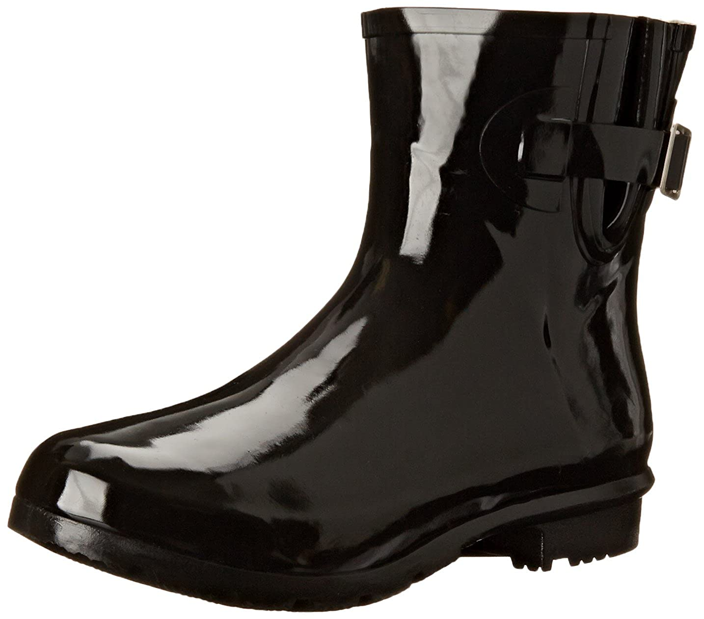 Black Nomad Women's Droplet Rain Boot