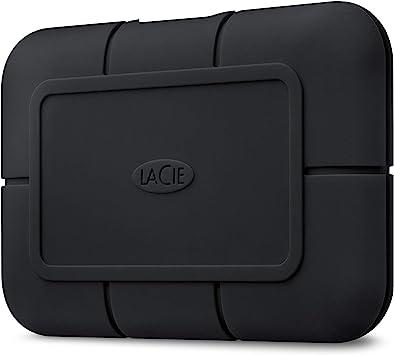 LaCie Rugged SSD Pro 1TB, Unidad Externa SSD, USB-C ...