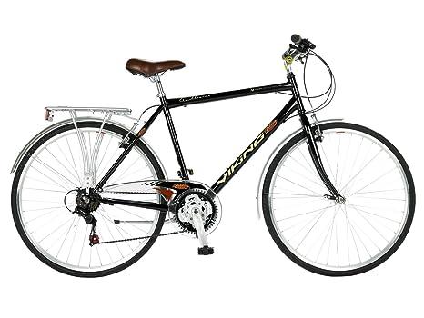 Viking - Bicicleta híbrida para Hombre, Talla M (164-172 cm ...