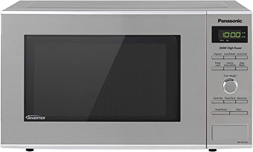 Panasonic Microwave Oven NN-SD372S Stainless Steel