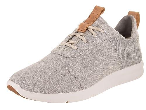 Toms Damen Cabrillo Women Sneakers Grey Drizzle BEWQCxdore