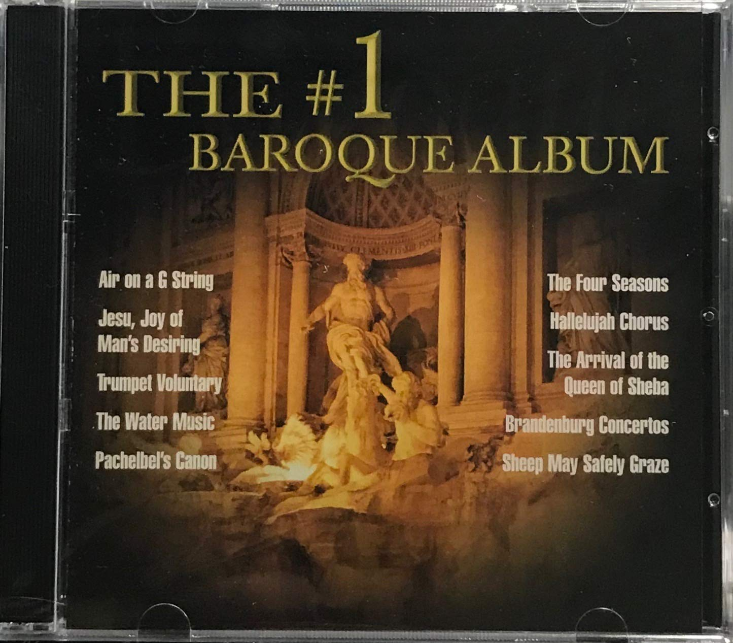#1 Baroque Cheap Max 67% OFF mail order specialty store Album