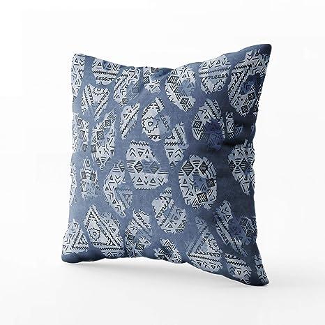 Amazon.com: HerysTa - Funda de almohada decorativa de ...