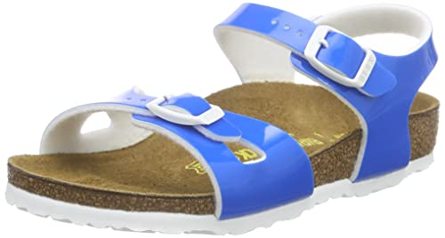 Amazon | BIRKENSTOCK Mädchen Rio Knöchelriemchen Sandalen