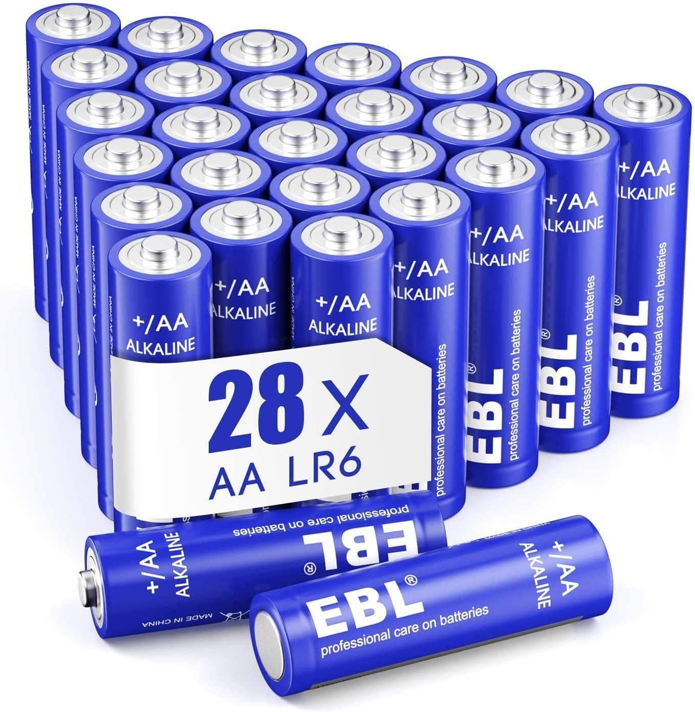 Ebl Aa Batterie Aa Alkaline Batterien Aa Mignon Elektronik