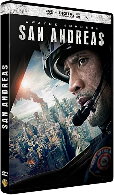 San Andreas [Francia] [DVD]: Amazon.es: Dwayne Johnson, Carla ...