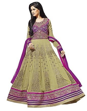 7afc2f3346 Nazriya Designer suit Women's Clothing Dress material For Women Latest  Designer Wear Salwar Suit Collection In ...