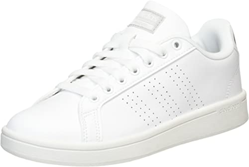 Inconcebible Torneado mero  adidas Cf Advantage Cl W, Women's Sport Shoes, White (Ftwbla / Ftwbla /  Plamet), 4 UK (36 2/3 EU): Amazon.co.uk: Shoes & Bags