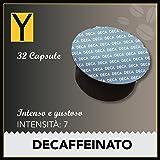 Yespresso Capsule Nescafe Dolce Gusto Compatibili Decaffeinato - Confezione da 32 Pezzi