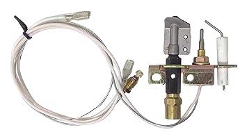 AZ Patio Heaters COM PILOT Square Pilot Assembly For Commercial Patio  Heaters