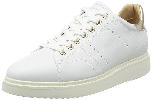 Geox D Thymar A, Zapatillas para Mujer: Amazon.es: Zapatos y complementos