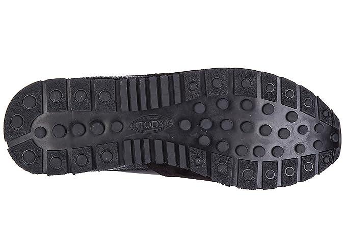 Slip on femme en daim sneakerssportivo yo pantofola Tod's zjrjlN