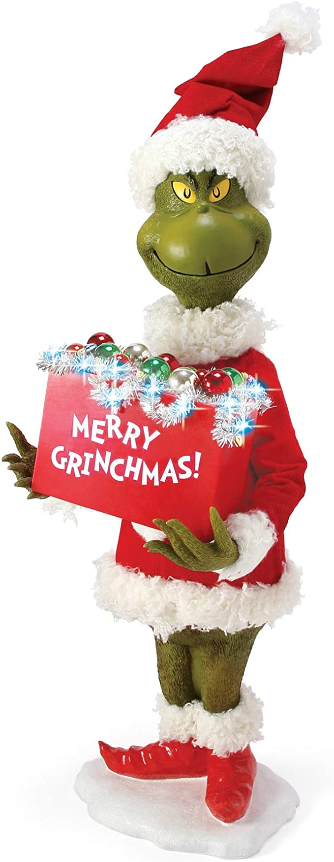 Dept 56 Grinch 2018 Holiday Who Do #4059424 NIB