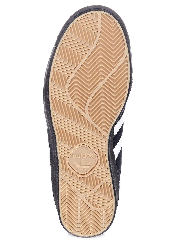 Adidas Superstar Vulc Vulc Vulc ADV core schwarz Weiß Gold Schuhe 31eda7