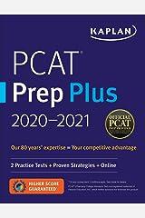 PCAT Prep Plus 2020-2021: 2 Practice Tests + Proven Strategies + Online (Kaplan Test Prep) Kindle Edition