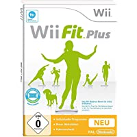 Wii Fit Plus / Game